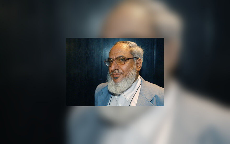 Irako sunitų lyderis Fakhri al-Qaisi