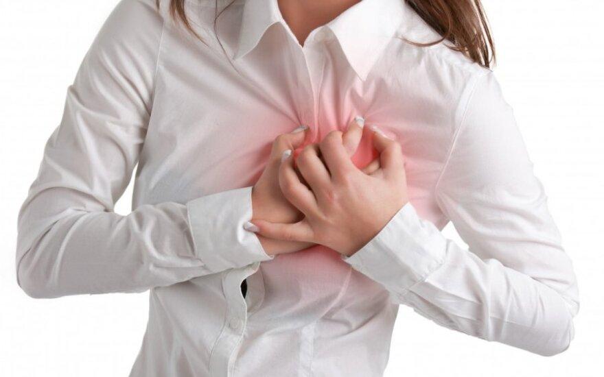 """Potencialiems """"širdininkams"""" – daugiau dėmesio ir sveikatinančių veiklų"""