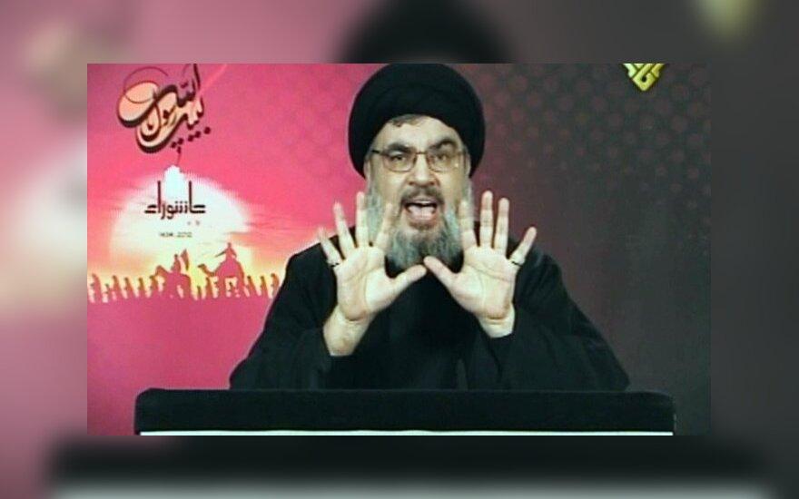 Sayyedas Hassanas Nasrallahas