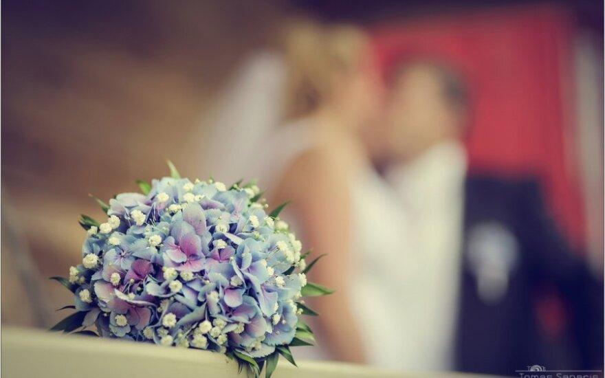 Vestuvės: kaip pasidaryti šventę?
