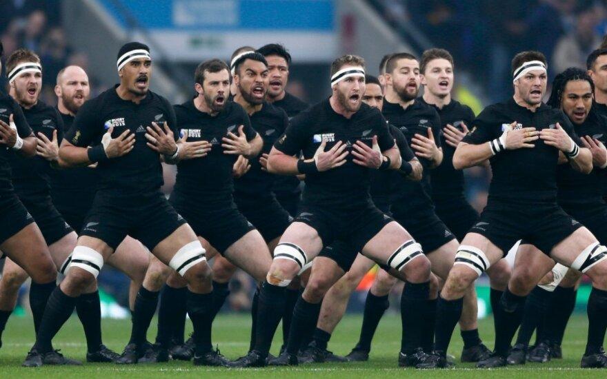 Pasaulio regbio čempionato finale – Naujosios Zelandijos ir Australijos rinktinės