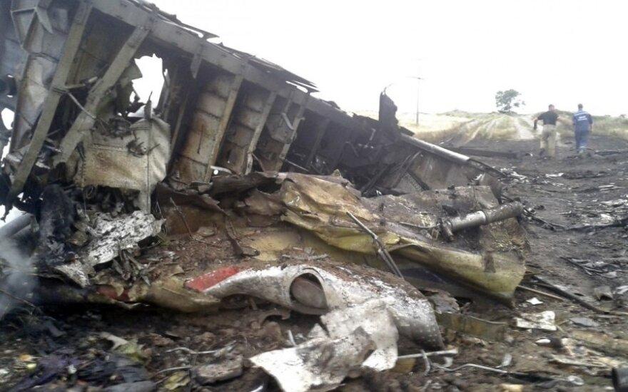 MH17 tragedija: rusų propagandistai ėmėsi neįtikėtinų triukų
