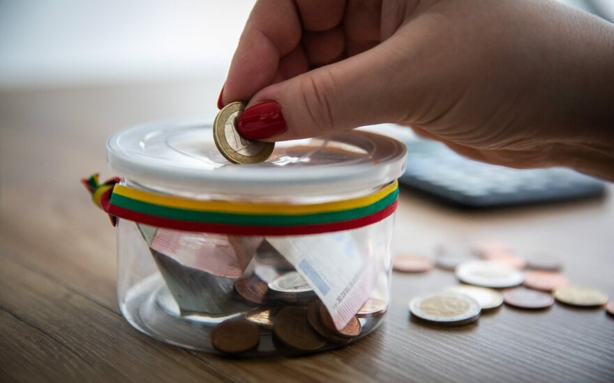 TVF atstovas: ekonomika Lietuvoje atsigaus greičiau nei euro zonoje