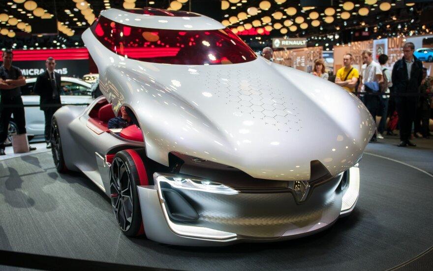 "Koncepcinis ""Renault Trezor"""