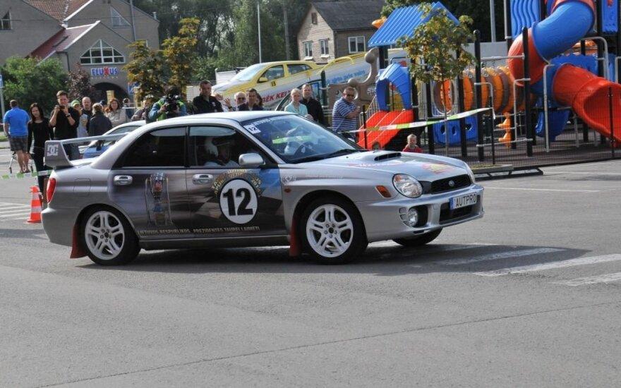 """Ralio """"Aplink Lietuvą 2015"""" dalyviams – 1140 km maratonas"""