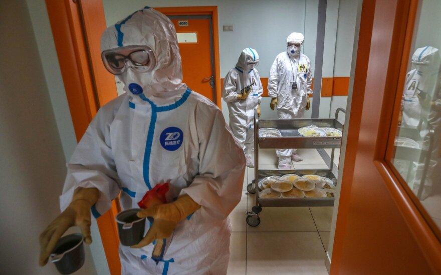 PSO vadovas: dar toli gražu iki pandemijos pabaigos