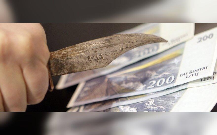 Politologė: korupcija savivaldybėse - agresyvi ir ciniška