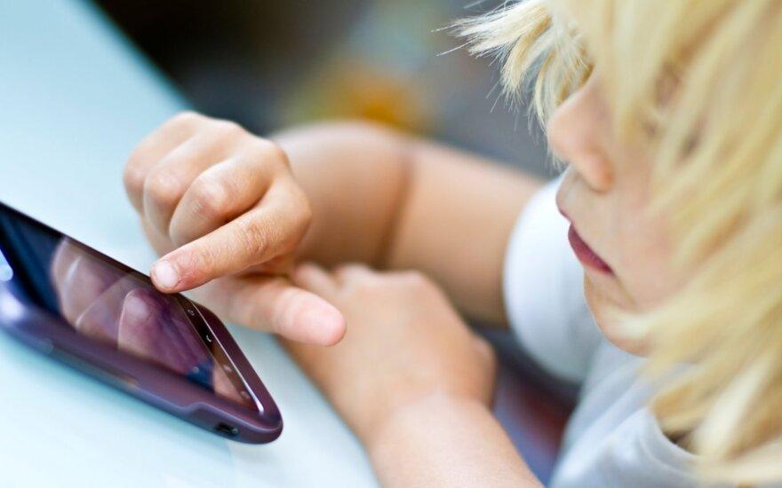 Britai įvertino lietuvių kurtą programėlę, praversiančią vaikų turinčiai šeimai