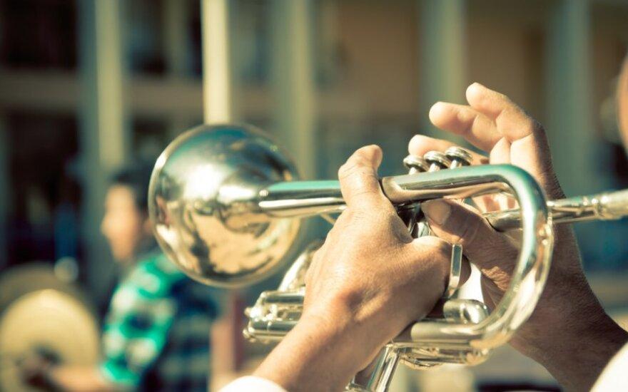 Laikinojoje sostinėje aidėjo džiazas