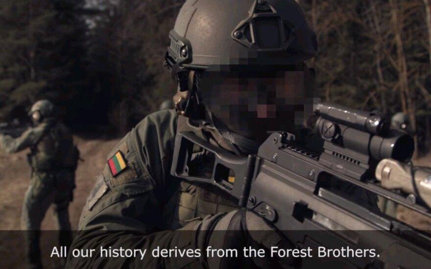 Lietuvos specialiųjų operacijų pajėgų karys