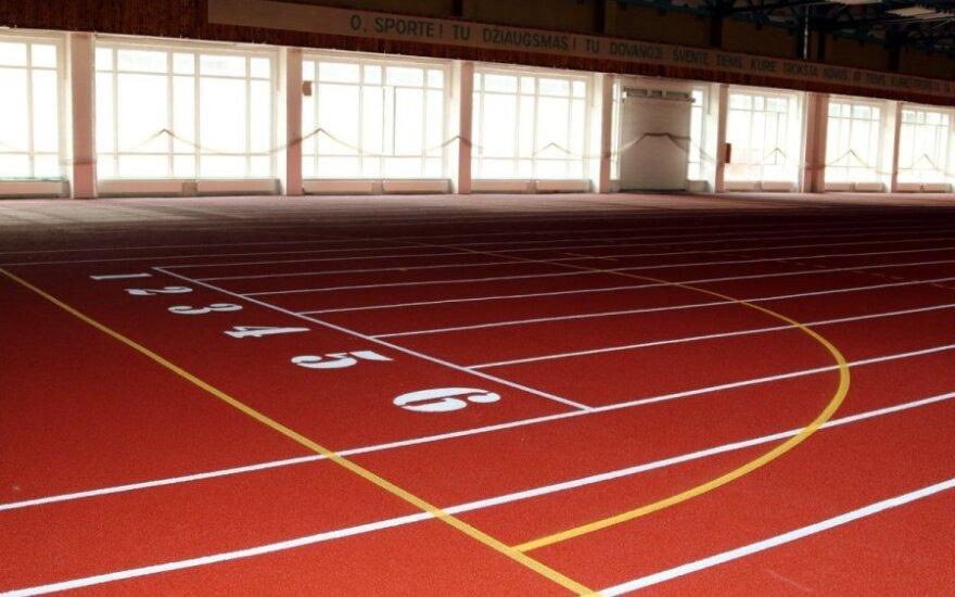 Vilniuje planuoja statyti lengvosios atletikos maniežą