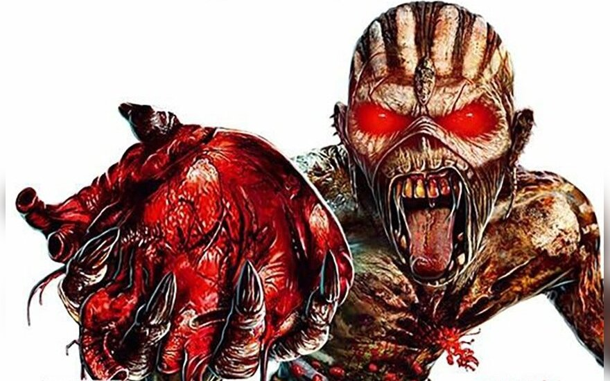 Gruesome Iron Maiden concert ad banned by media ethics regulator
