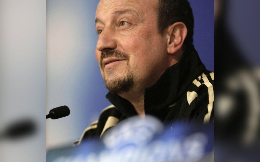 """Naujoji R.Benitezo sutartis su """"Liverpool"""" galios iki 2014-ų m."""