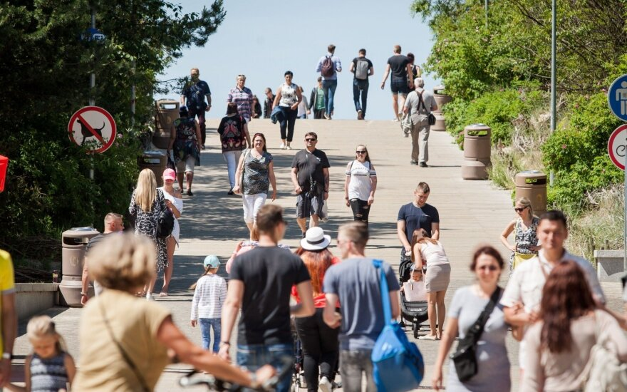 Stebinantys tyrimo rezultatai: lietuviai atostogauja mažiausiai, bet pailsi geriausiai