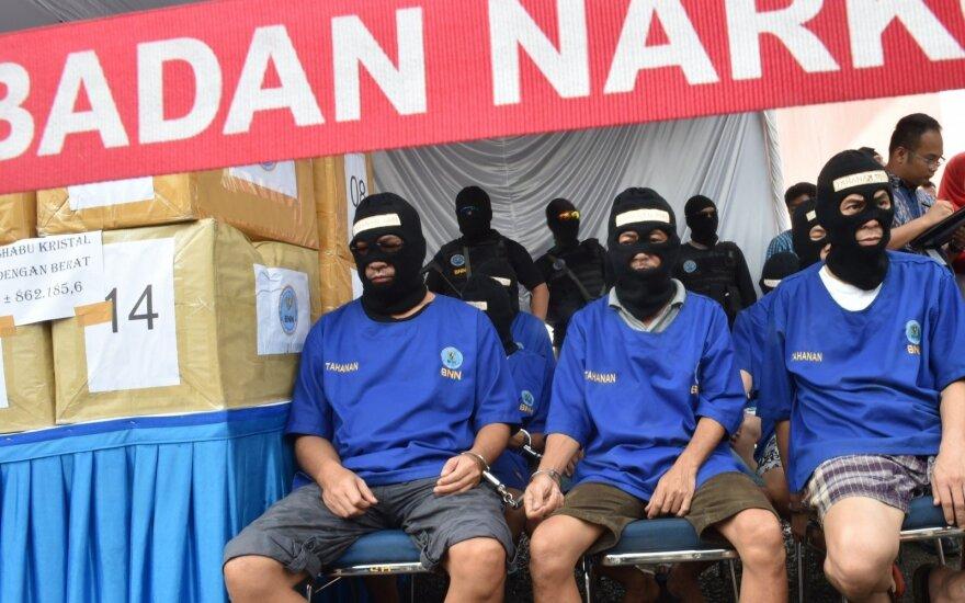 Malaizija atsisakys mirties bausmės, sako ministras