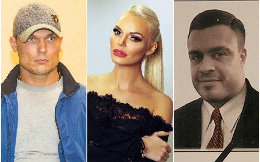 Justas Jakutis, Vita Jakutienė ir Deimantas Bugavičius