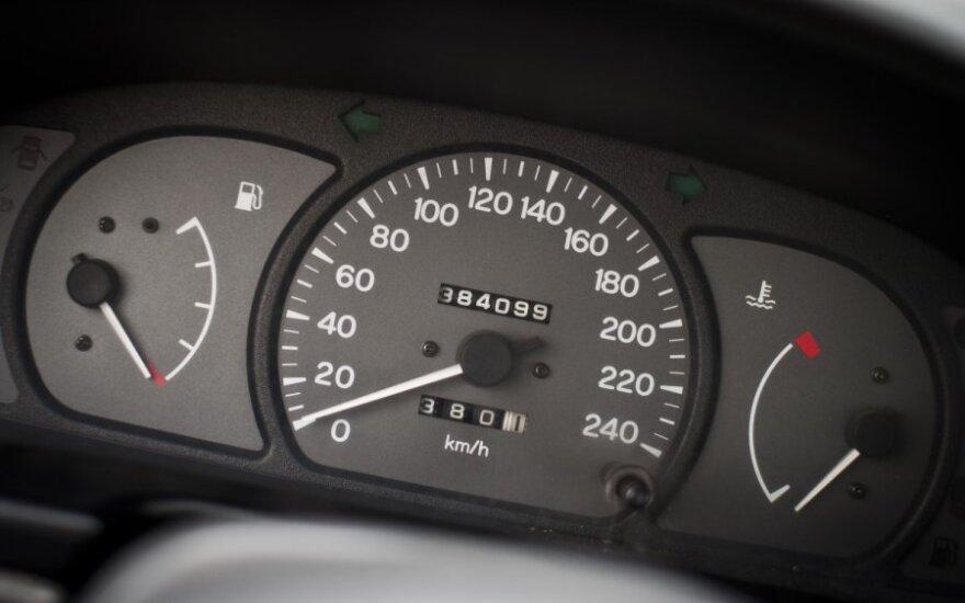 Automobilio rida