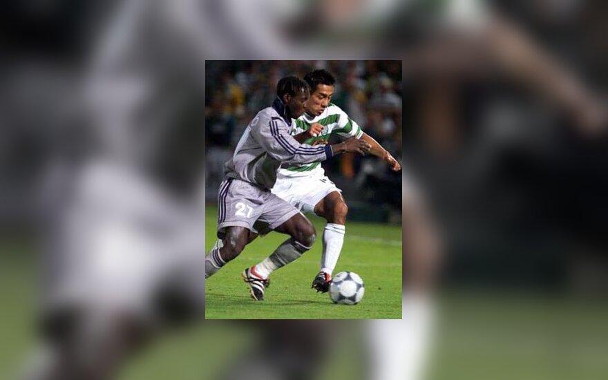 UEFA rungtynės