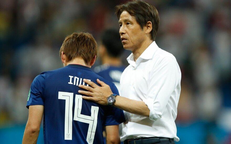 Takashi Inui ir Akira Nishino