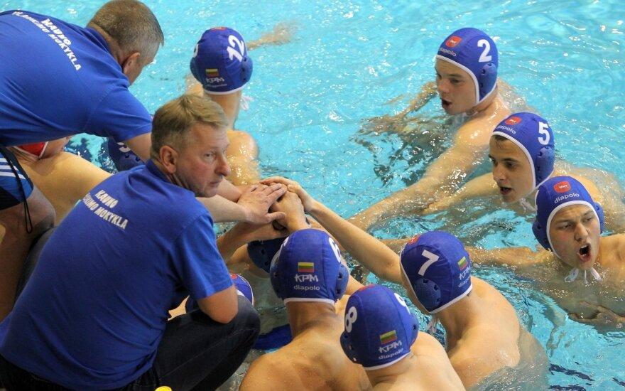 Lietuvos vandensvydžio čempionato finalinis etapas Alytuje