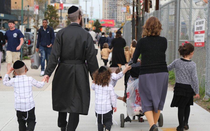 Žydų šeima