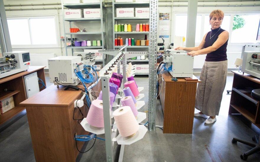 Tyli mažos įmonės sėkmė: iš Vilniaus pašonės prekes eksportuoja į visą pasaulį