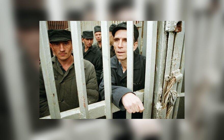 """Griežčiausias Rusijos kalėjimas – """"Juodasis delfinas"""""""