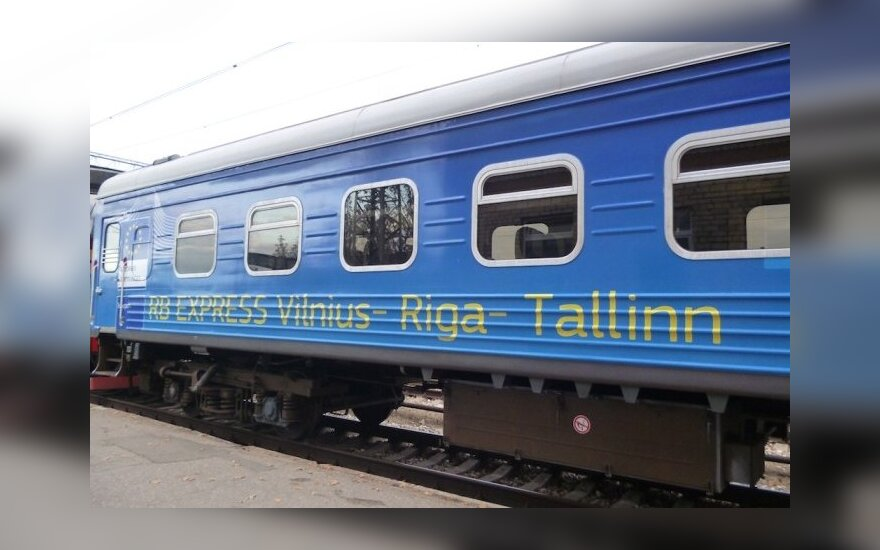 Latvia, Estonia want to sign Rail Baltica agreement but Lithuania in no rush