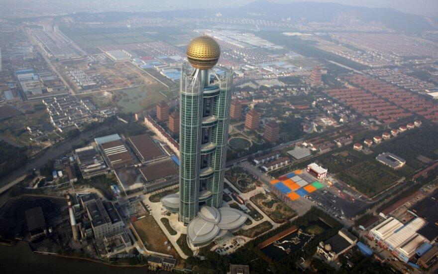 Kinija šiemet gali tapti didžiausia ES prekybos rinka