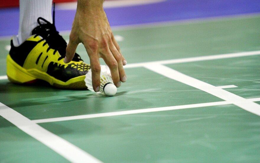Lietuvos badmintonininkams – Europos kurčiųjų čempionato sidabro medaliai