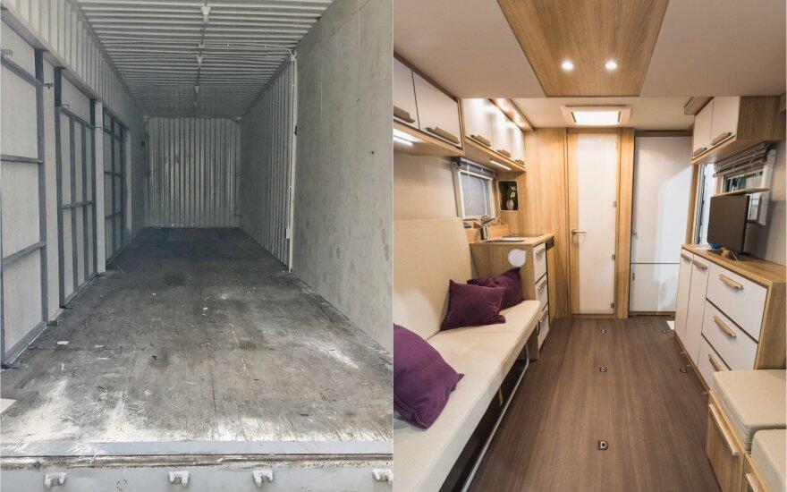 Seną sukvežimį pavertę jaukiais namais jaučiasi lyg nuosavame viešbutyje: kelionių kainos mūsų nebegąsdina