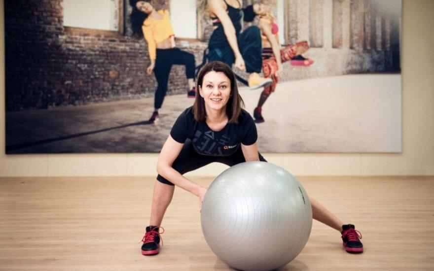 Grupinė treniruotė ryte – geros nuotaikos ir psichologinio stabilumo garantas