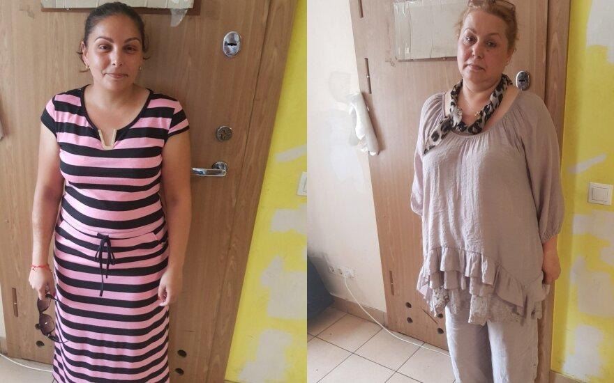 Kišenvagės aukų ieškojo dėvėtų drabužių parduotuvėje