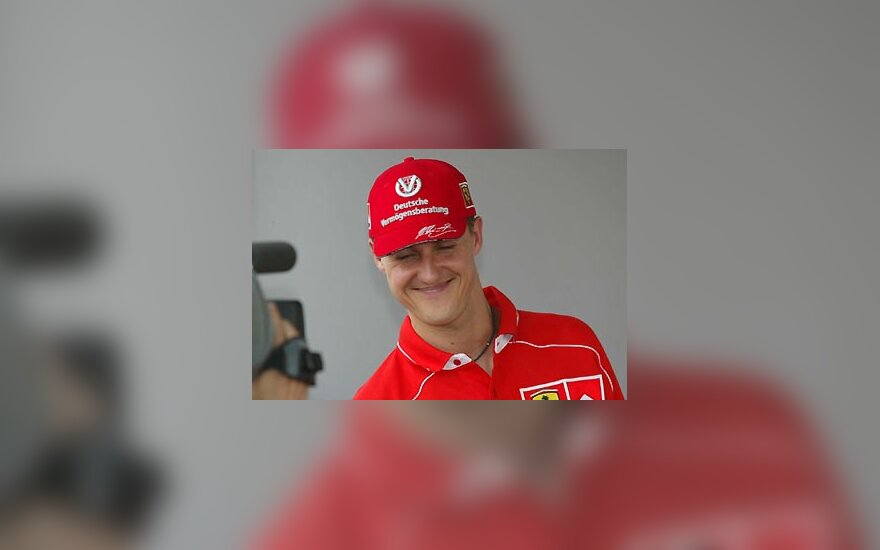 "Michael Schumacher, ""Ferrari"""