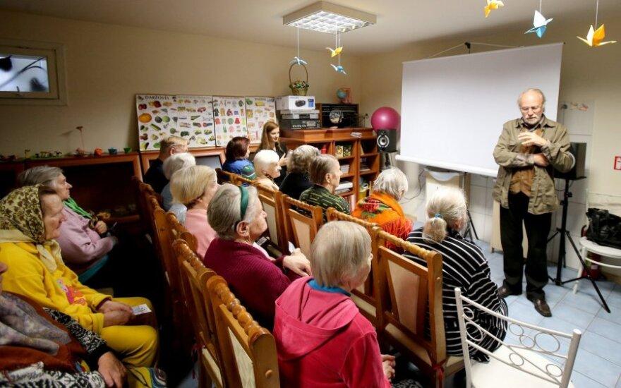 A. Puipa lankėsi senelių namuose