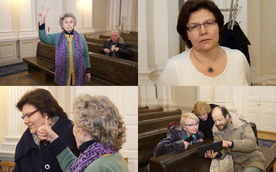 Teisėjas: apie A. Ūso vyndėmę kalbėjusi gydytoja – tik sraigtelis šioje melo istorijoje