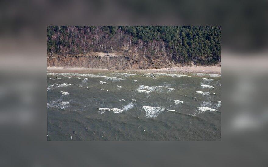 Po maudynių Baltijos jūroje specialistai pataria nusiprausti