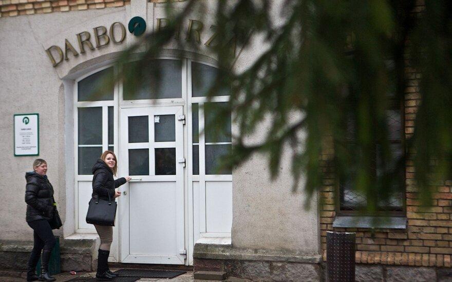 Rugsėjį iš visos ES tik Lietuvoje nedarbas augo