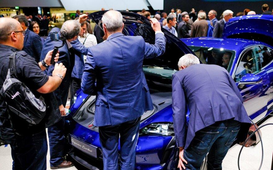 Frankfurto automobilių paroda