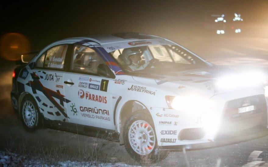 """Halls Winter Rally"" lenktynės"