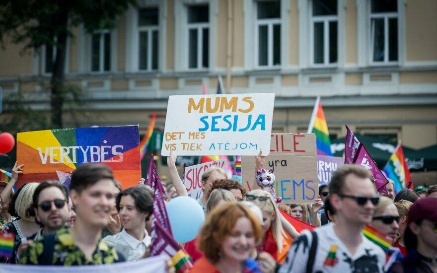 """""""Baltic pride"""" eitynių pamokos: ką savo netolerancija labiausiai skaudiname?"""