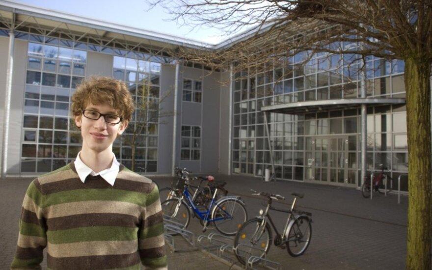 Andreasas Jäkelis. Greifsvaldo universiteto nuotr.