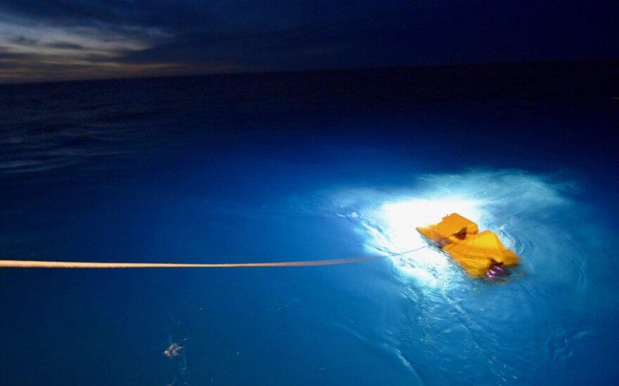 Argentina dingusio povandeninio laivo paieškoms jau išleido 27 mln. eurų