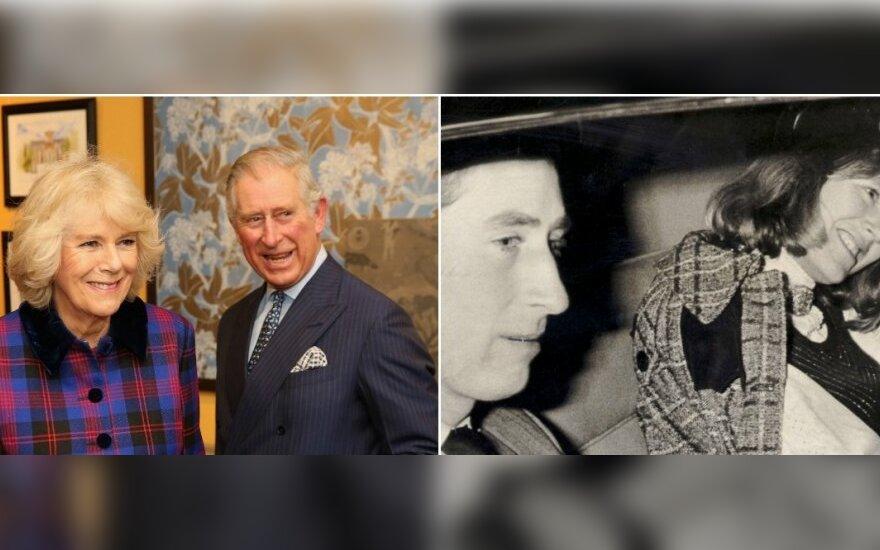 Princas Čarlzas ir Camilla