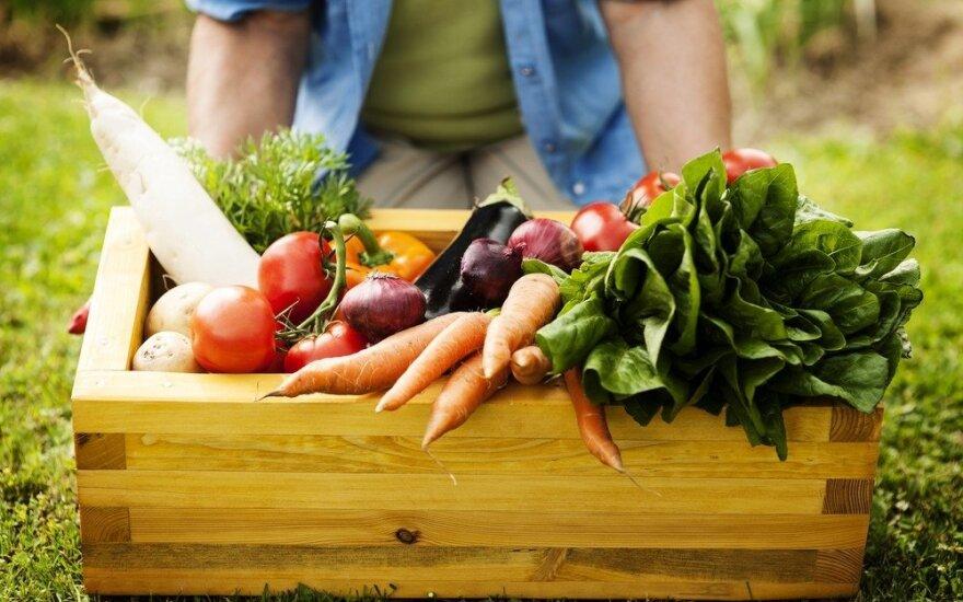 Ne visos daržovės yra sveikos: kaip atskirti natūralias nuo chemiškai apdorotų