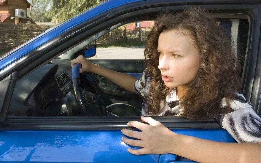 Pikta vairuotoja