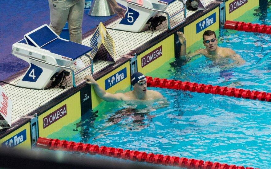 Danas Rapšys (LTUswimming.com nuotr.)