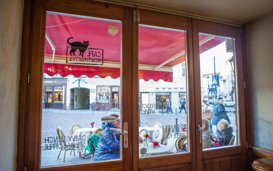 "Restoranas ""Cafe montmartre"""