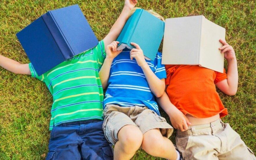 100 reikšmingiausių vaikų knygų