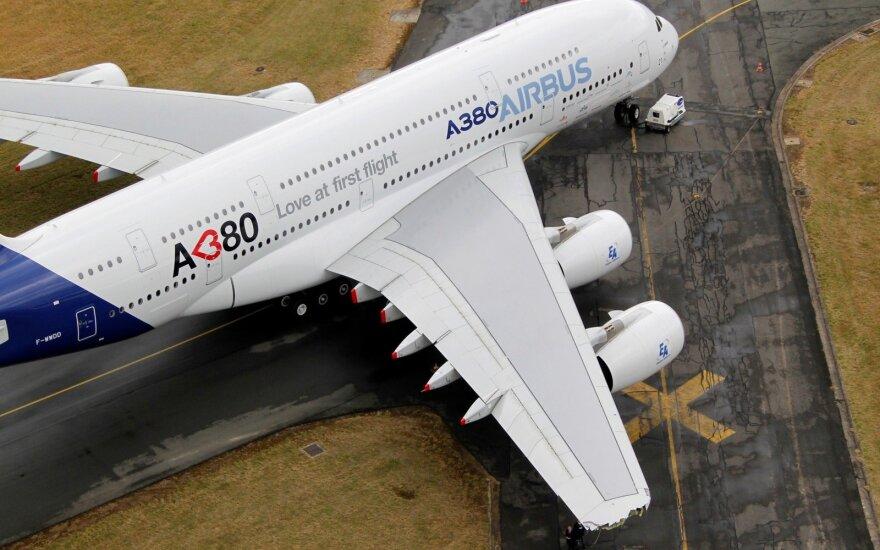 """Kinija atmeta """"šmeižtą"""" dėl kibernetinių atakų prieš """"Airbus"""""""